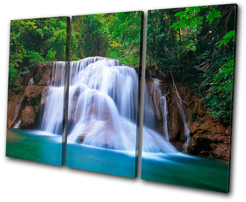 Landscapes Waterfall River Treble Canvas Wall Art Picture. Media Room Furniture Ideas. Cheap Western Bathroom Decor. Modern Decor Ideas. Regal Home Decor. Vacation Rentals Homes Apartments & Rooms For Rent. Dining Room Chairs For Sale. Horseshoe Wall Decor. Picture Decor