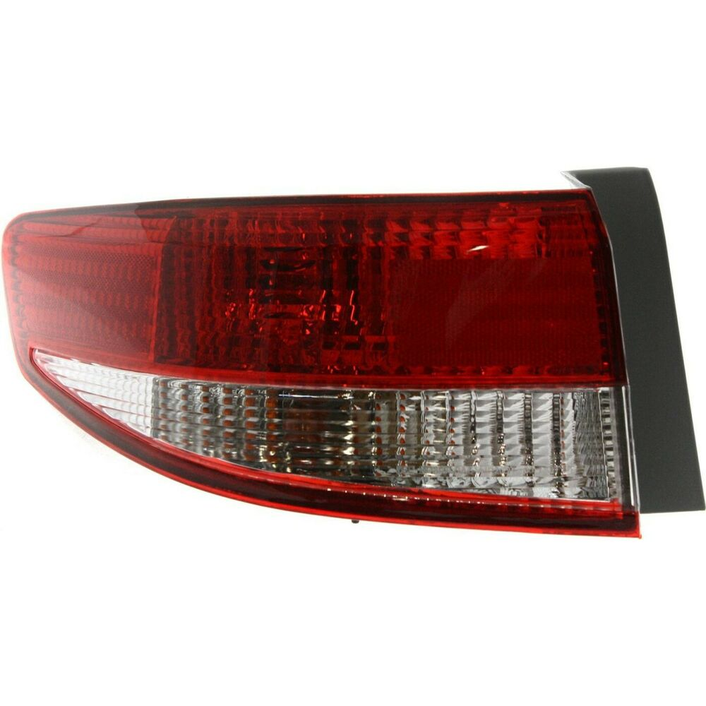 tail light for 2003 2004 honda accord lh outer sedan ebay. Black Bedroom Furniture Sets. Home Design Ideas