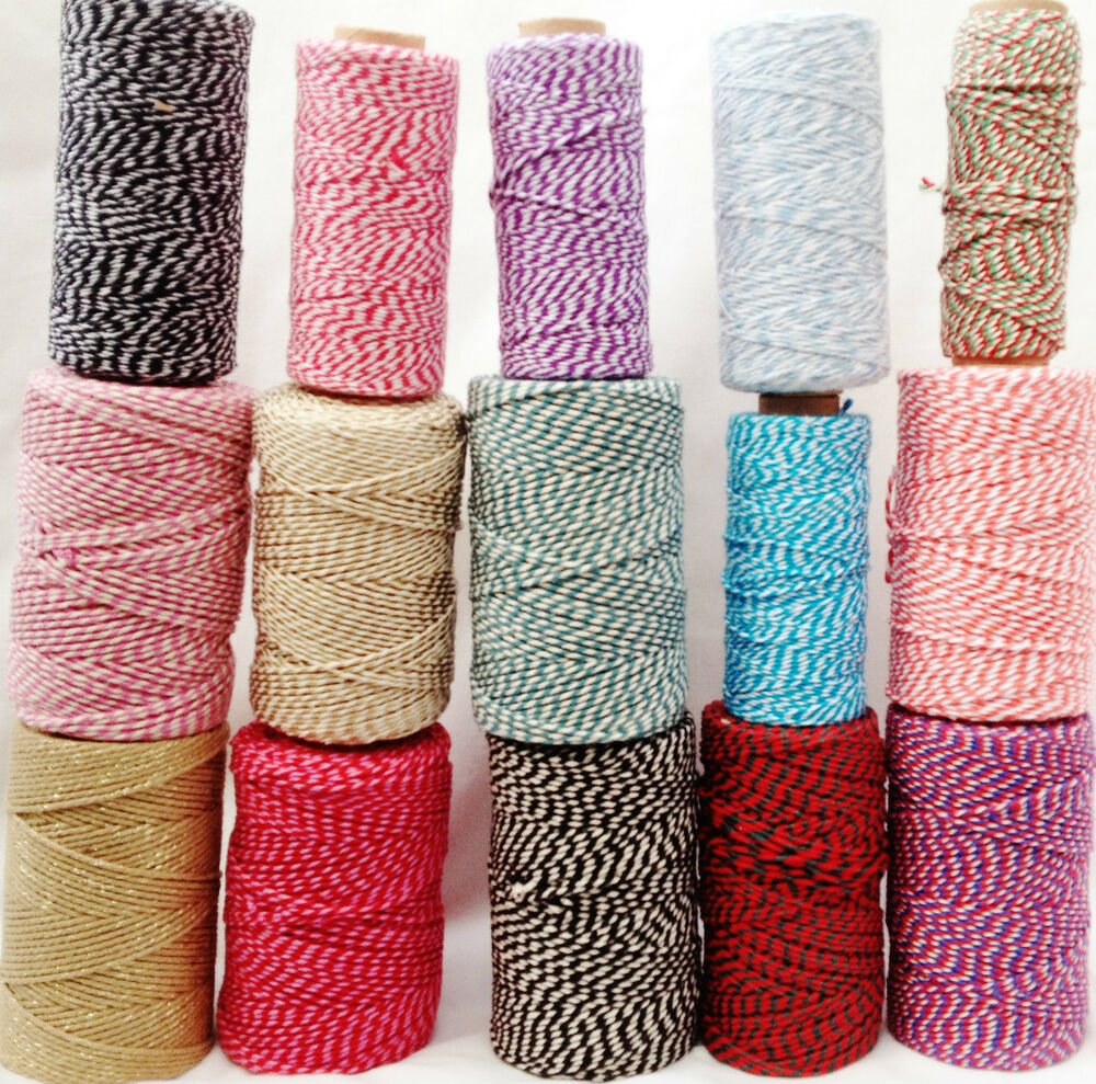 Where to buy twine for crafts