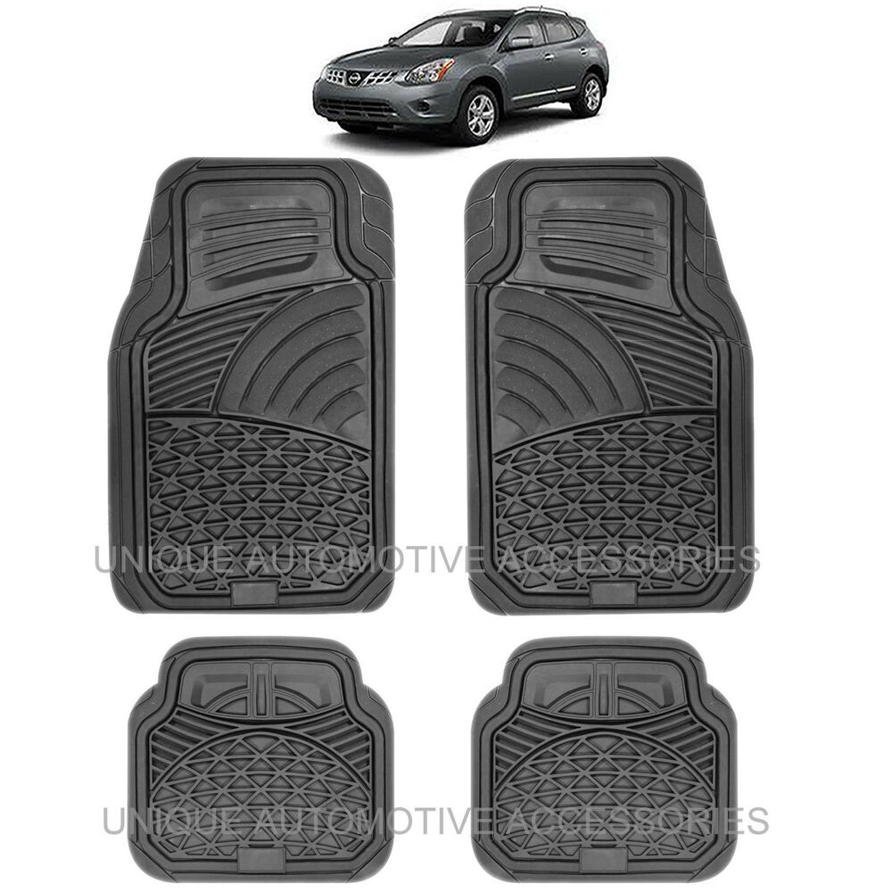 2015 Nissan Altima All Weather Floor Mats Liners At