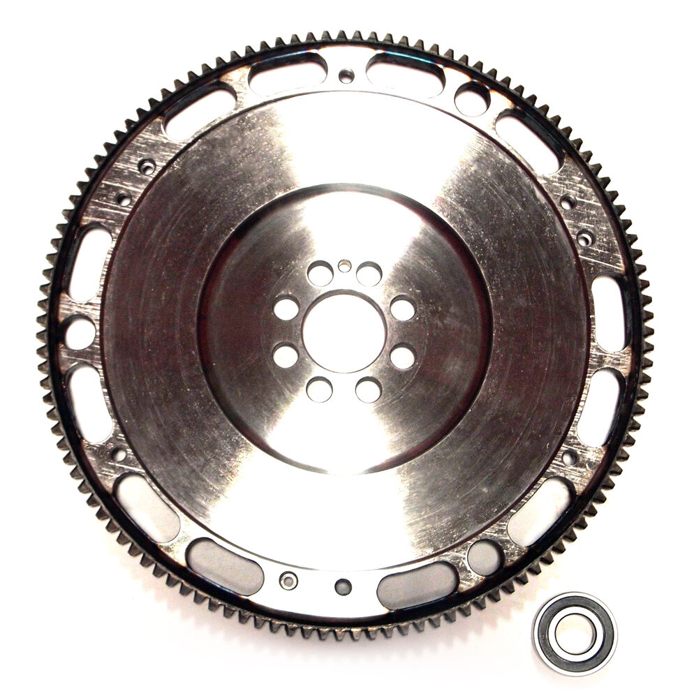 QSC Chromoly Forged Lightweight Flywheel With Pilot
