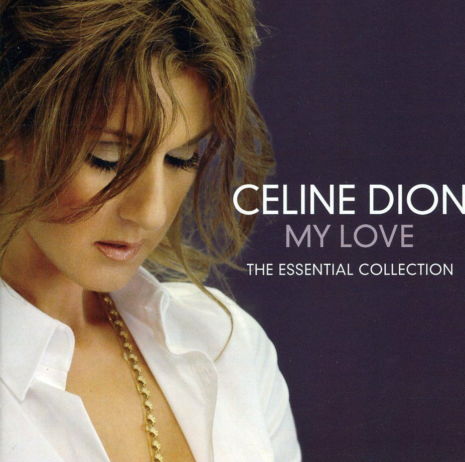 celine dion new cd my love essential collection greatest hits very best of ebay. Black Bedroom Furniture Sets. Home Design Ideas