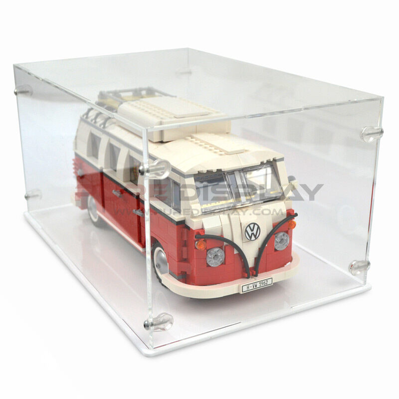 Acrylic perspex model display case for lego 10220 vw for Case lego city