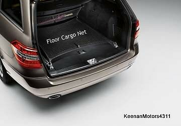 Genuine oem mercedes benz e class s212 wagon gl gls class for Mercedes benz car trunk organizer