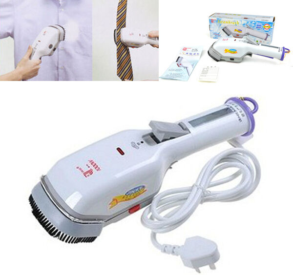 First Non Electric Steam Iron ~ Portable home handheld fabric iron steam laundry clothes