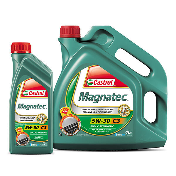 castrol magnatec 5w30 c3 fully synthetic car engine oil 4l. Black Bedroom Furniture Sets. Home Design Ideas