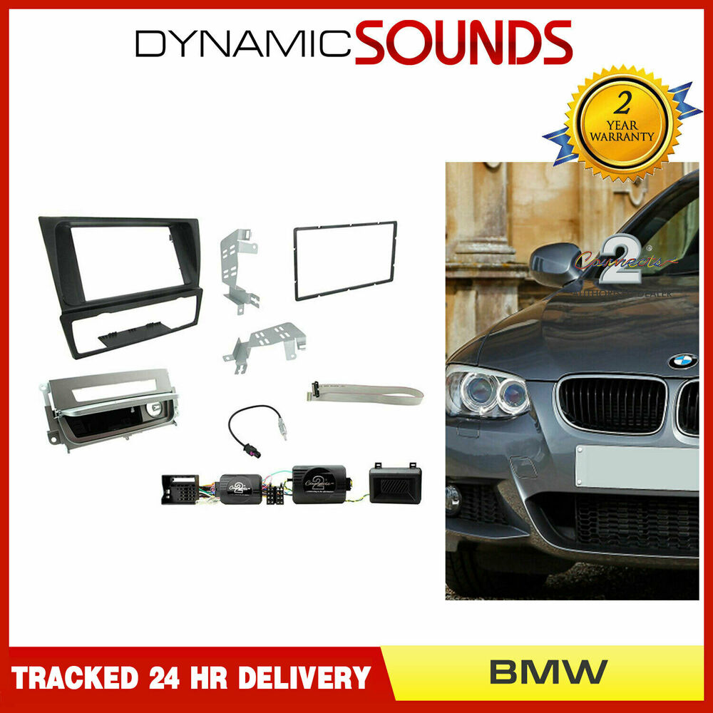 20012006 Round Pin Car Stereo Fascia Surround Wiring Fitting Kit