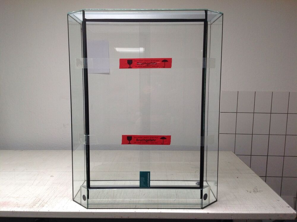panorama glas terrarium 120 x 60 x 100 cm l x t x h ebay. Black Bedroom Furniture Sets. Home Design Ideas