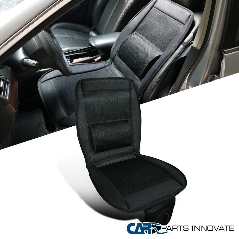 45 x 19 3in1 cooling heated car truck massage seat cover cushion w switch fan ebay. Black Bedroom Furniture Sets. Home Design Ideas