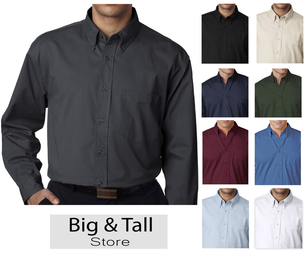 Online big and tall mens clothing