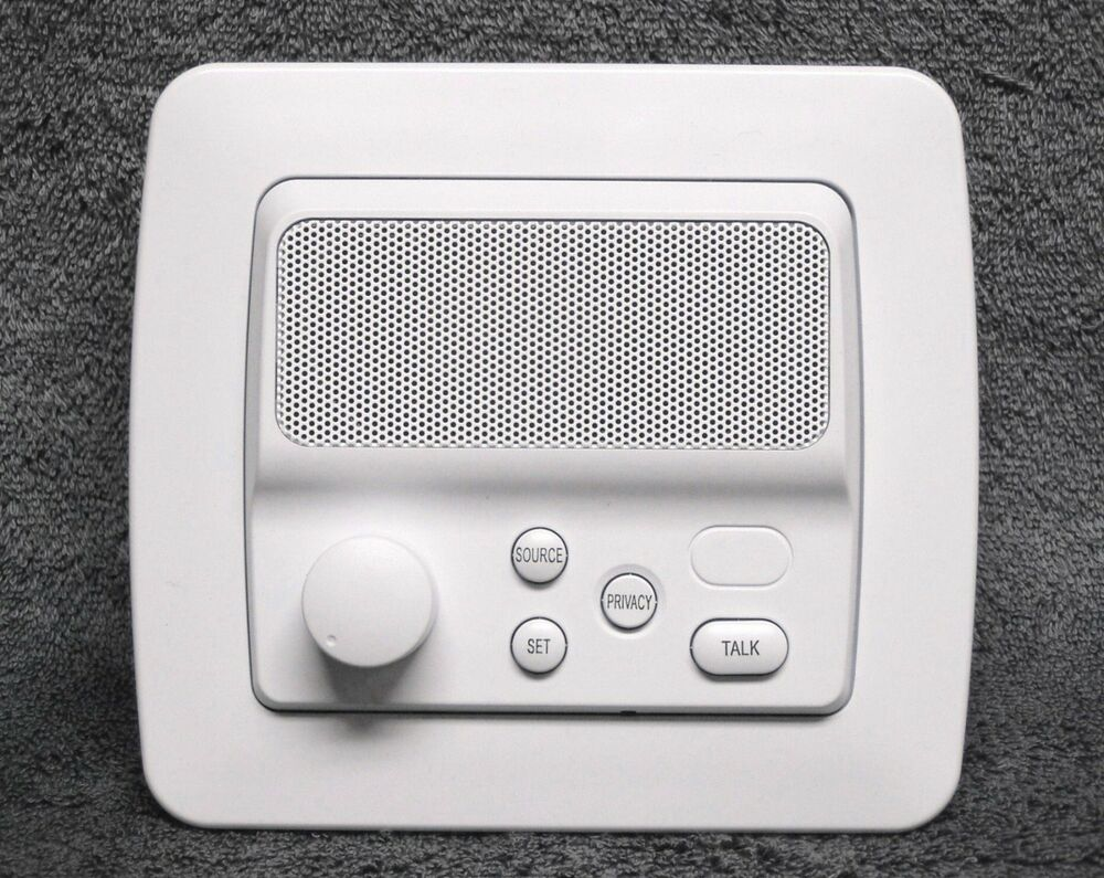 retro 5p patio station ist intrasonic technology home intercom ebay. Black Bedroom Furniture Sets. Home Design Ideas