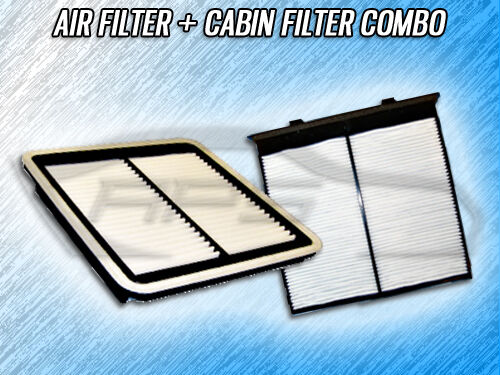 Air filter cabin filter combo for 2009 2017 subaru for Cabin air filter subaru forester