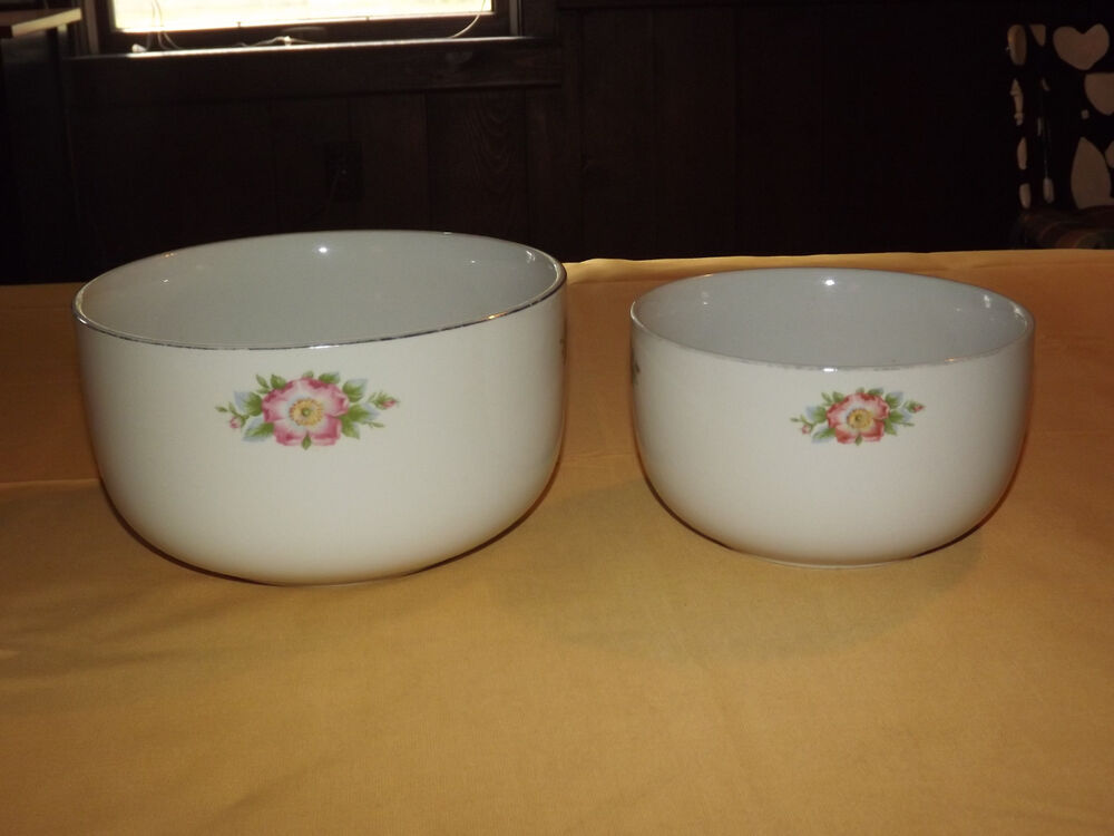 Vintage 1940s Hall Hall S Superior Kitchenware 2 Mixing