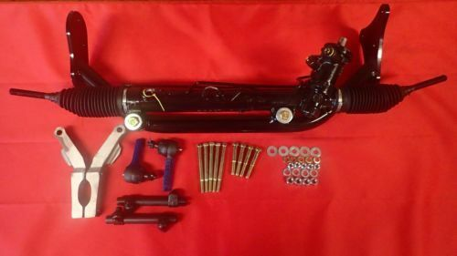 1955 1956 1957 chevrolet rack and pinion changeover ebay