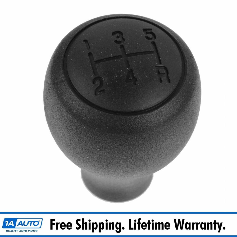 FORD Shifter Knob 5 Speed Manual Transmission for Bronco ...