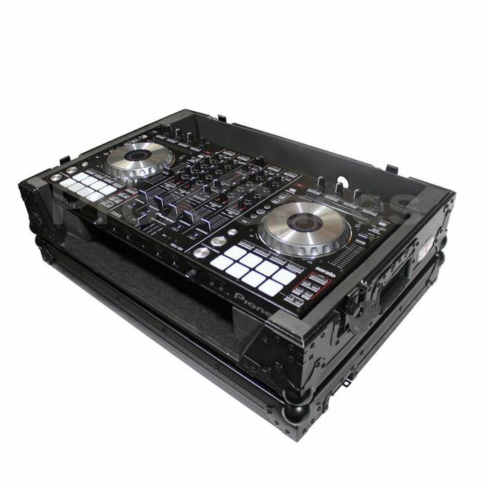 prox xs ddjsx bl all black dj controller hard travel case for the pioneer ddj sx ebay. Black Bedroom Furniture Sets. Home Design Ideas