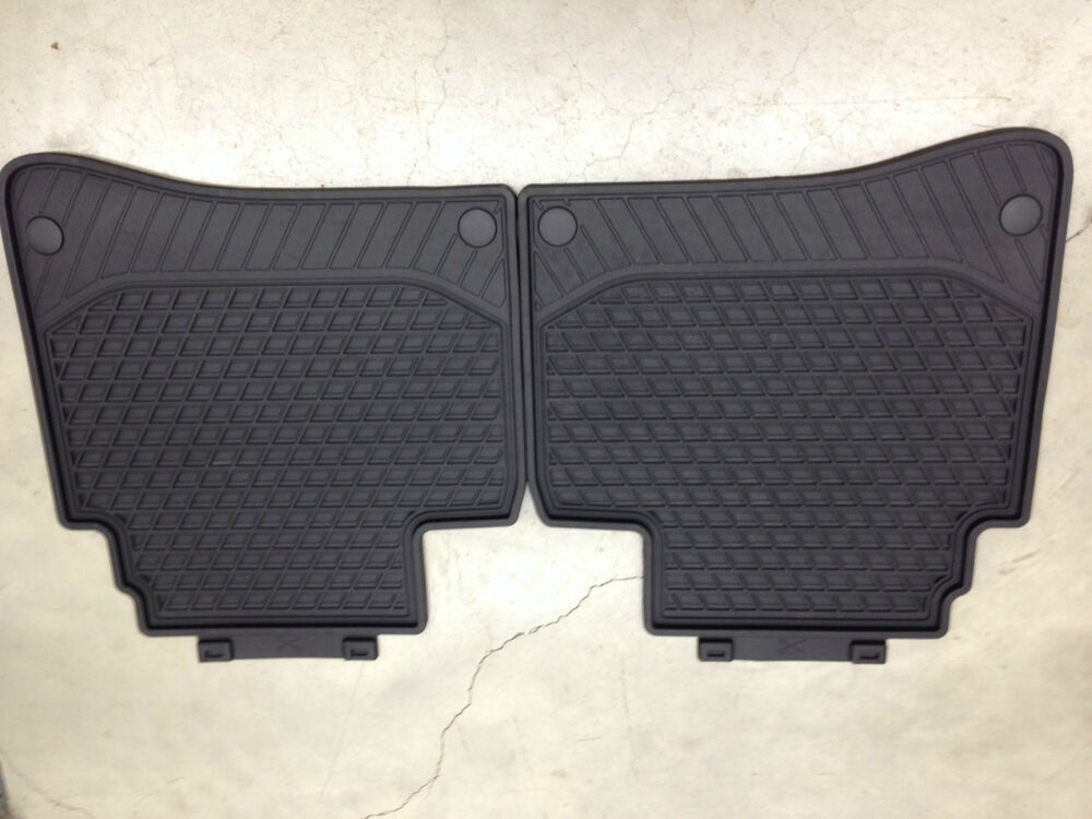 Genuine oem mercedes benz s class v222 rear black all for Mercedes benz mats
