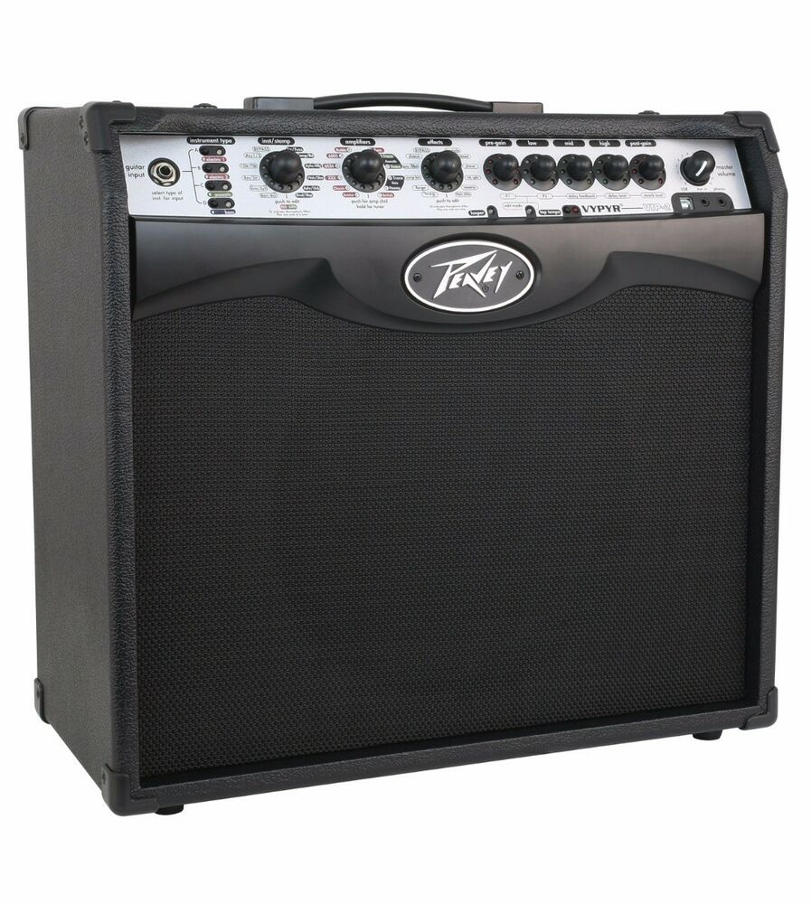 peavey vypyr vip 2 40 watt combo guitar amplifier ebay. Black Bedroom Furniture Sets. Home Design Ideas