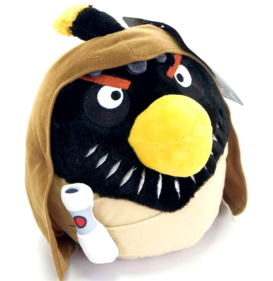New official 8 obi wan angry bird from angry birds star - Angry birds star wars 8 ...
