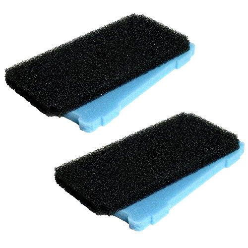 2x hqrp blue black pre filters for sunterra 320106 for Pond canister filter