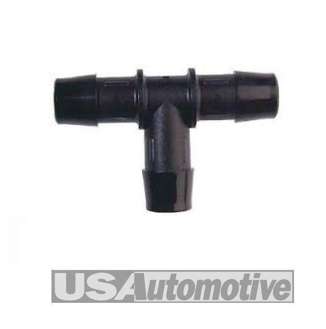 Gates tee connector quot way coolant hose heater