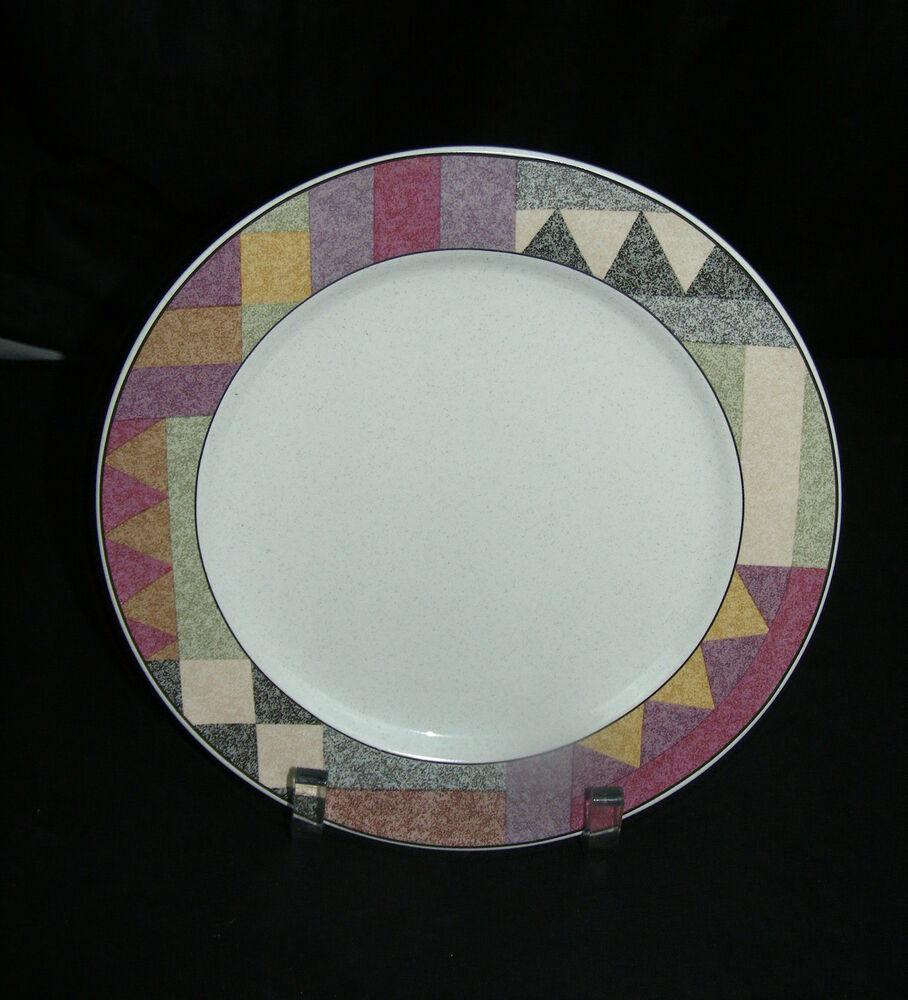 mikasa palm desert by studio nova china 8 salad plate ebay