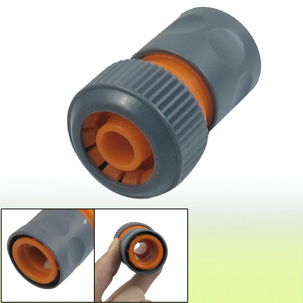 Mm connector plastic quick click coupler for