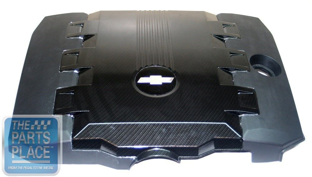 2010-2015 Chevrolet Camaro Upper Engine Cover - 6 Cyl ...