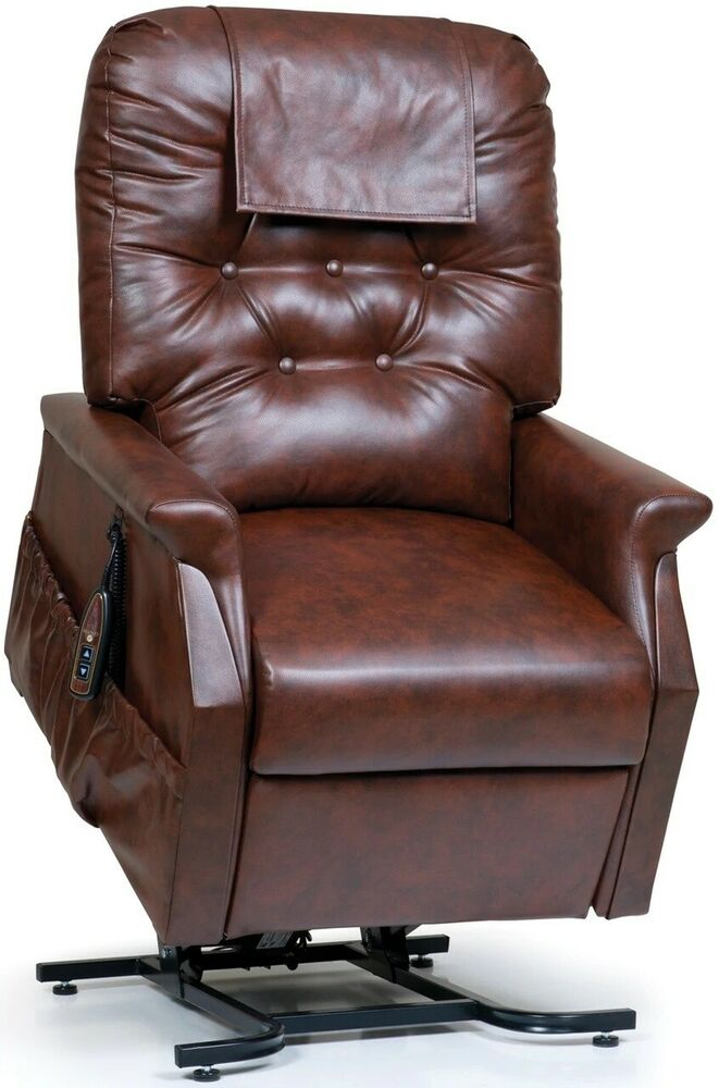 Golden Capri 2 Position Electric Recliner Power Lift Chair