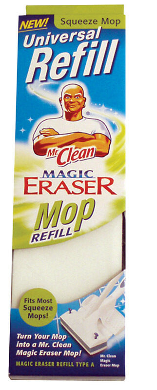 New Mr Clean Magic Eraser Squeeze Mop Refill 446615 Ebay