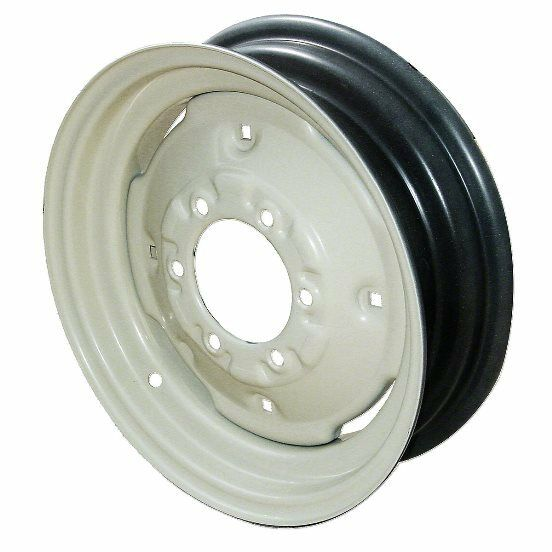 Tractor Wheel Rims : Ford front tractor hole wheel rim for