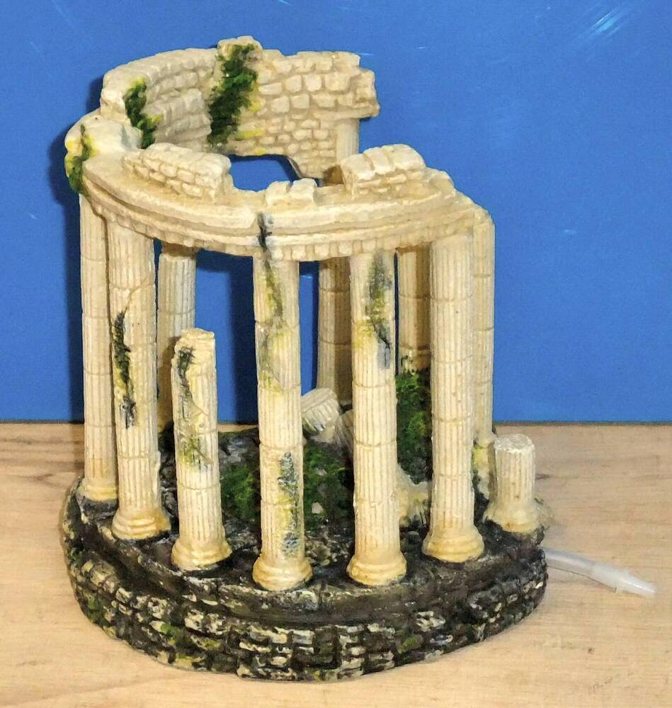 Aquarium decorations ruins greek roman ruins ar003 large for Ancient greek decoration ideas