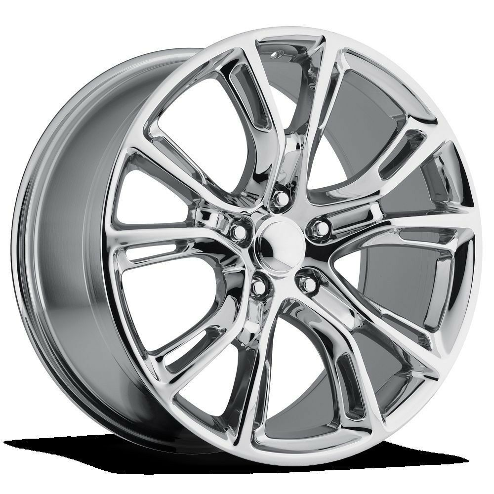 4 New Jeep Srt8 20 Quot Chrome Wheels Oe 20x9 5x115 Oe Dodge