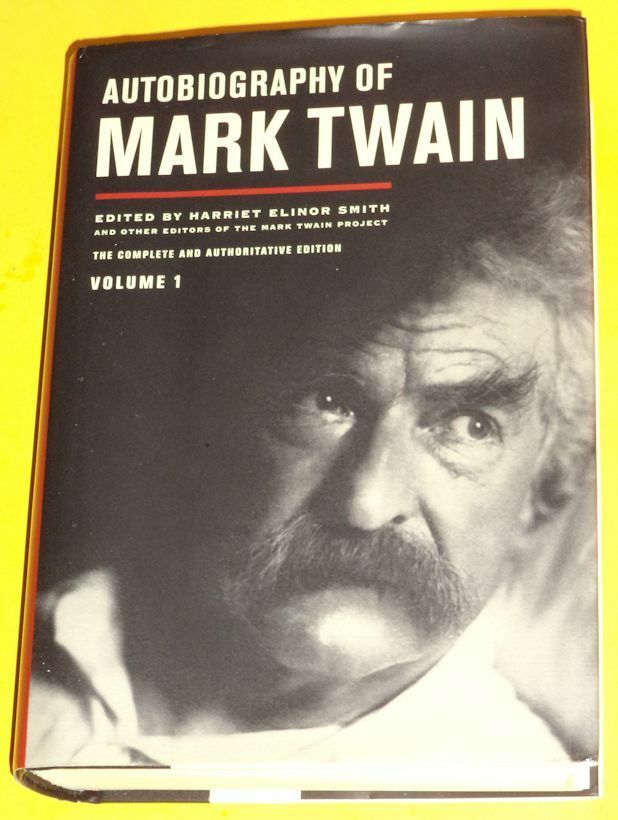 Mark twain life summary