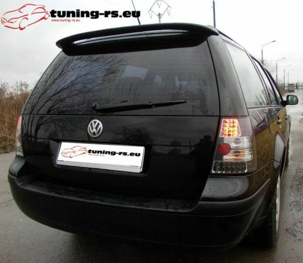 vw golf iv golf 4 variant kombi dachspoiler heckfl gel. Black Bedroom Furniture Sets. Home Design Ideas
