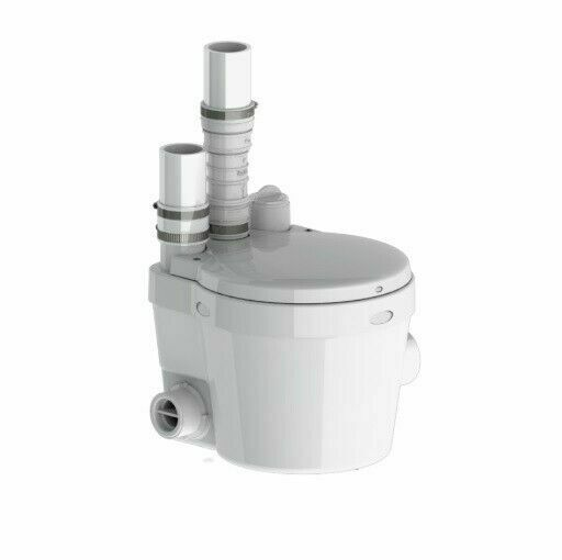 Details About Saniflo Saniswift 021 Residential Gray Water Drain Pump