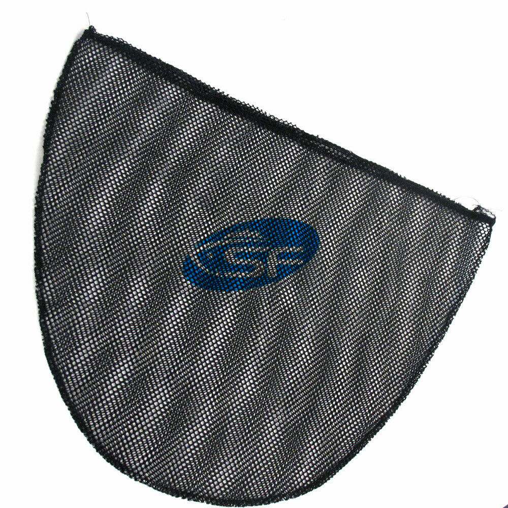 Sf fly fishing trout salmon landing net mesh repair for Replacement fishing net