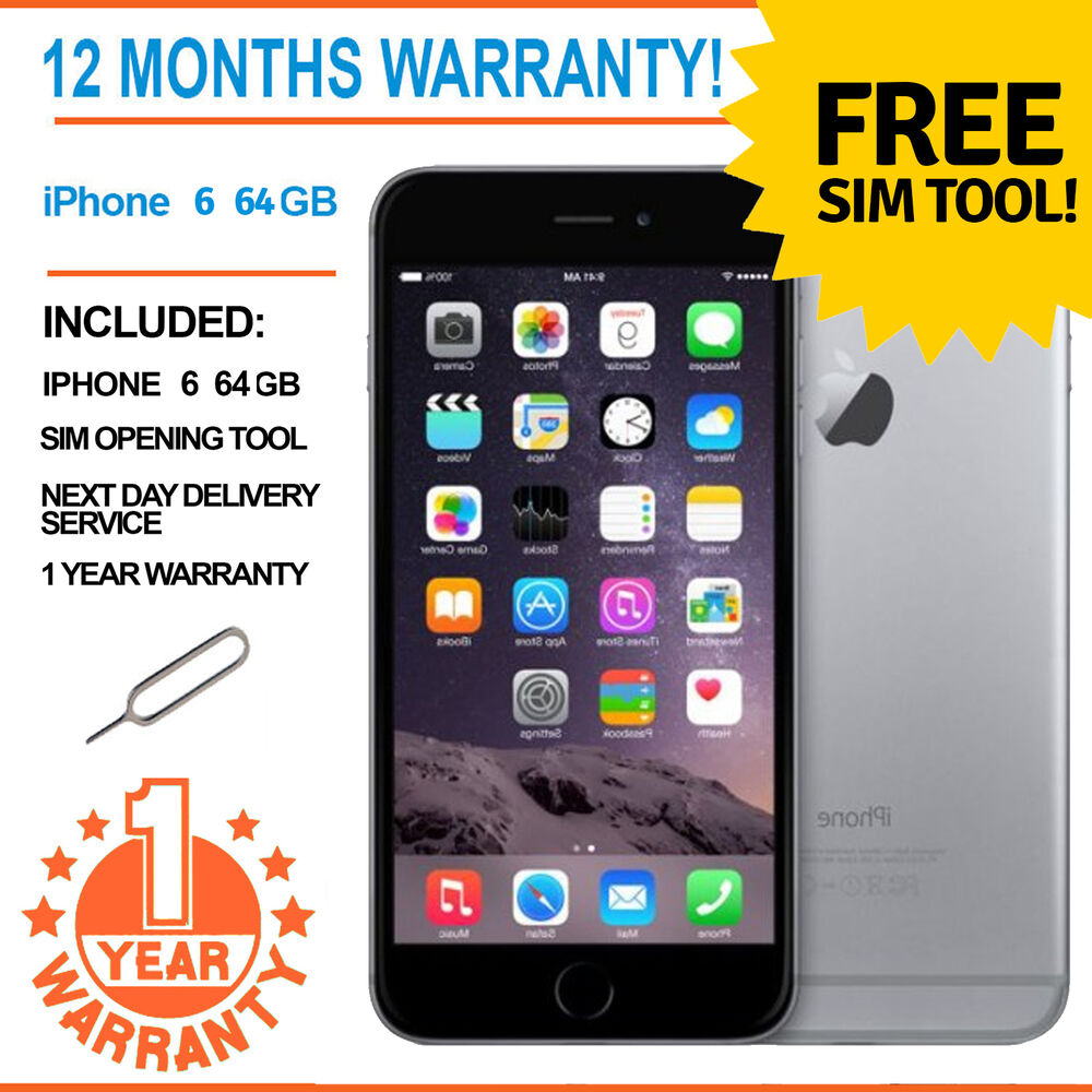 t mobile iphone warranty apple iphone 6 64gb factory unlocked space grey 16242