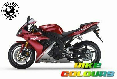 3 stage yamaha touch up paint kit r1 fz6 fz1 xj6 tdm950. Black Bedroom Furniture Sets. Home Design Ideas