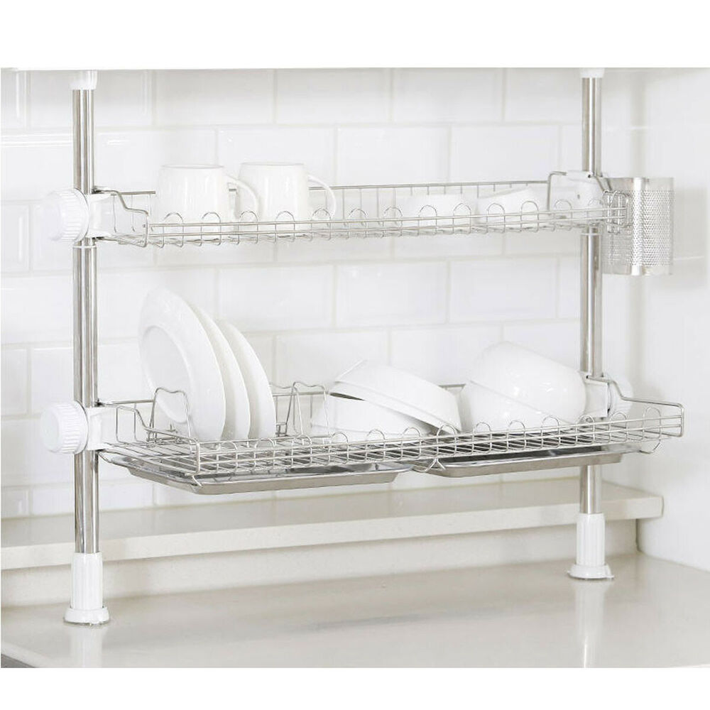 Kitchen Sink With Drying Rack