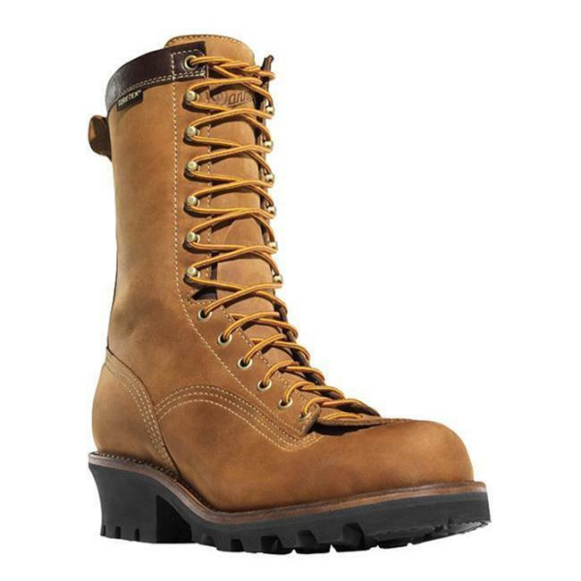 New Danner Quarry Logger At Boots 10 Quot Distress Brown