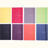 A6 Nu Fabriano Small Pocket Casebound Journal - Plain Notebook w/ FSC Cover
