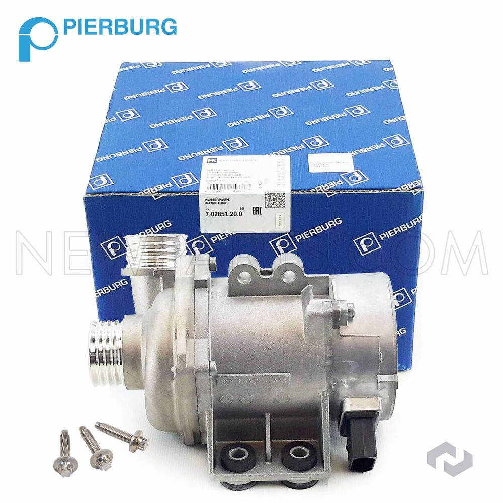 Bmw E90 E60 E70 X3 X5 325xi Z4 525i Water Pump Pierburg