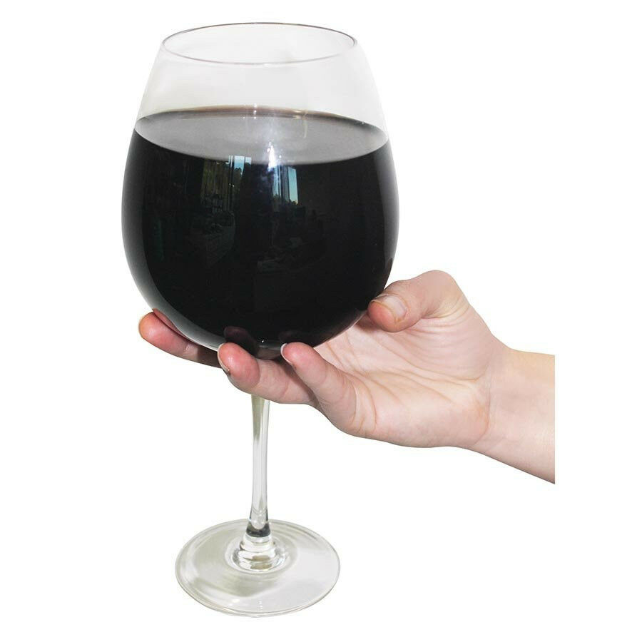 xl wine glass extra large glass holds full bottle