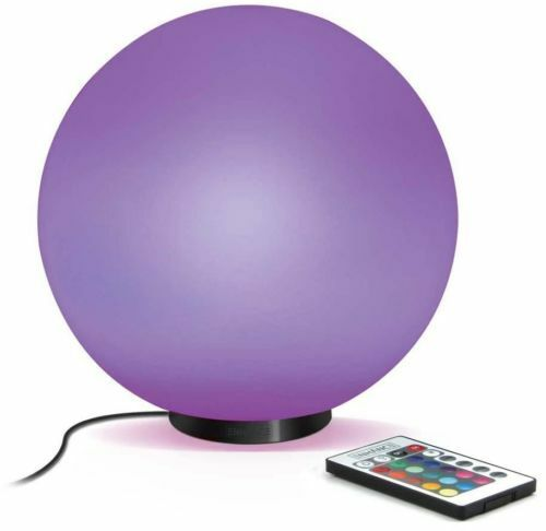 Enhance 256 Color Changing Mood Lamp And Remote Control