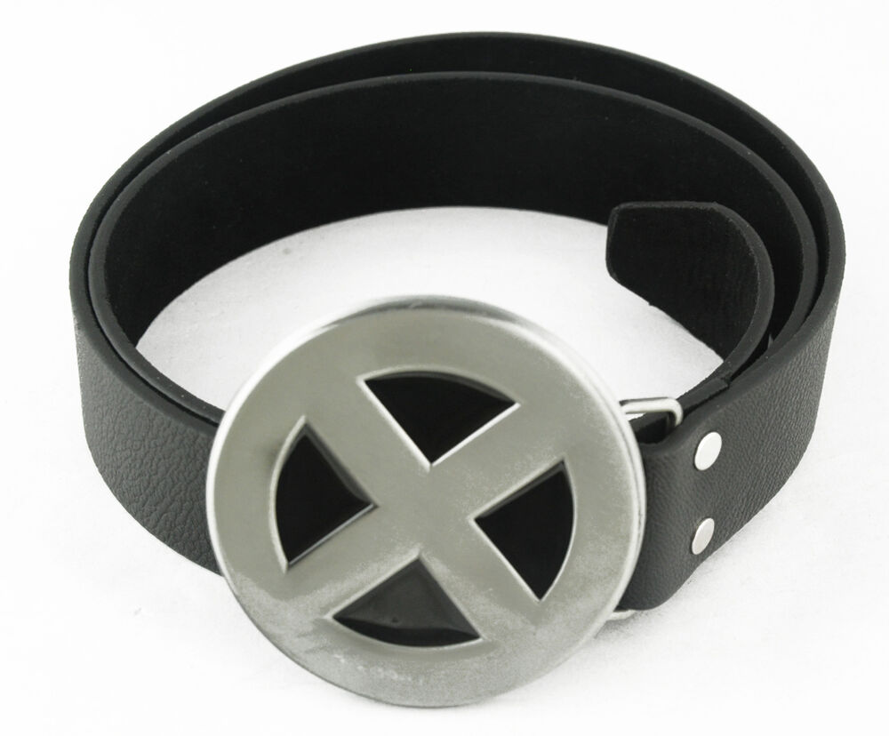Looking for some X-Men or Wolverine Belt Buckles? Then come and take a look at our X-Men belts and belt buckles! The Children of the Atom would approve.