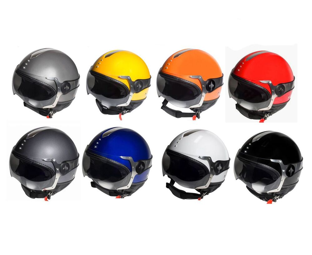casque jet precious fibre moto harley davidson ruby airborn gpa momo neuf helmet ebay. Black Bedroom Furniture Sets. Home Design Ideas