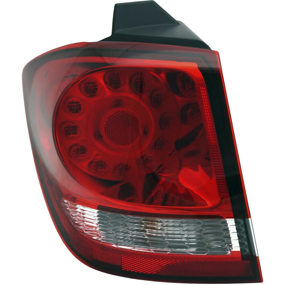 Wholesale Car Prices >> Tail Light For 09-16 Dodge Journey Driver Side Outer Body Mounted | eBay