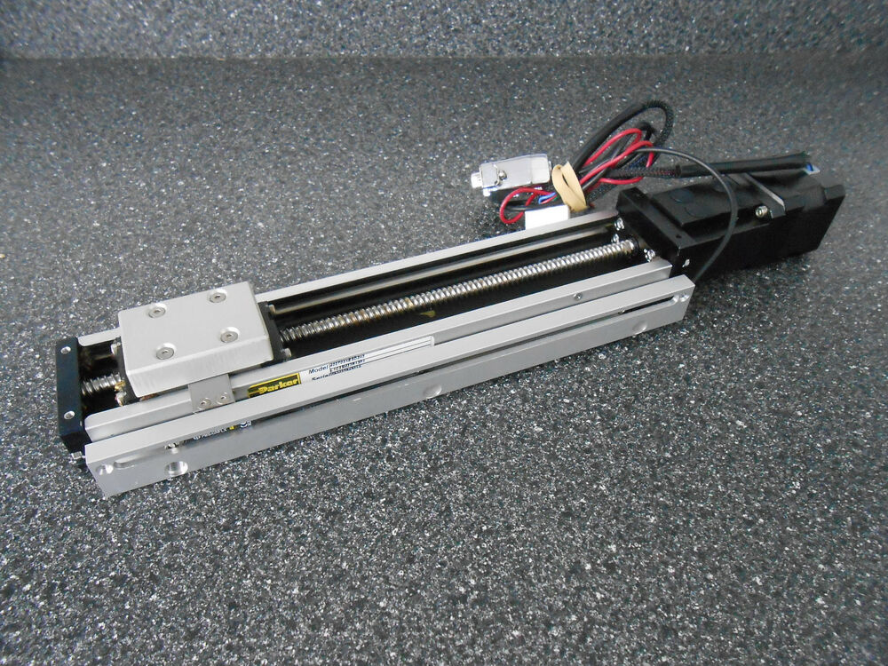 Parker Linear Actuator With Ballscrew Stage Approx 9 5