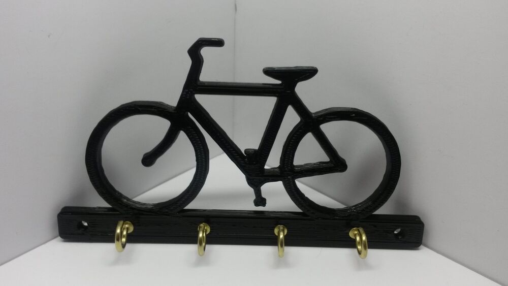 Bicycle Bike Key Holder Key Rack Wall Key Rack Key Hooks